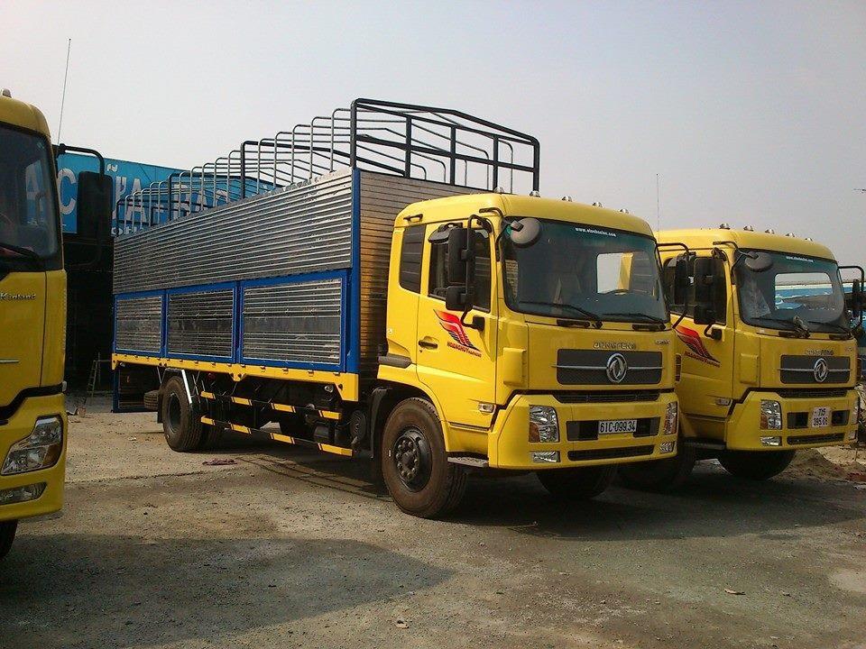 Giá bán xe tải Dongfeng 8 tấn 9 tấn 9T6/ 8T7 / 8.7 tấn Trường Giang, Hoàng Huy Ảnh số 37141679