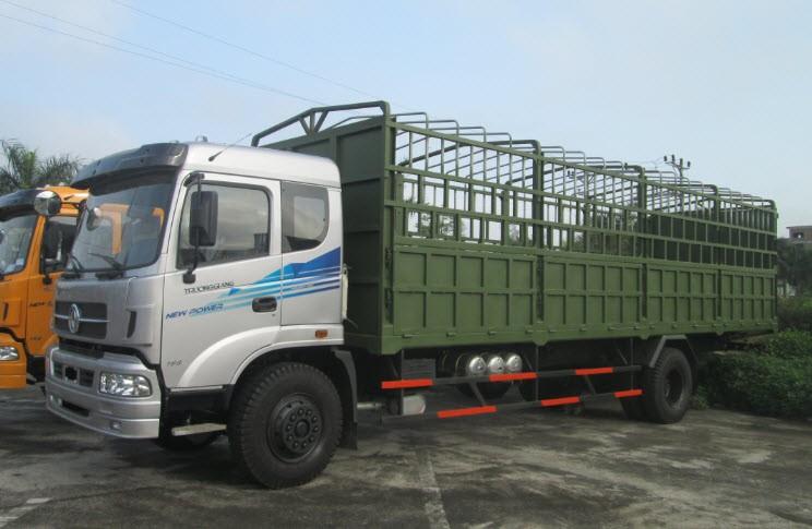 Giá bán xe tải Dongfeng 8 tấn 9 tấn 9T6/ 8T7 / 8.7 tấn Trường Giang, Hoàng Huy Ảnh số 37141690