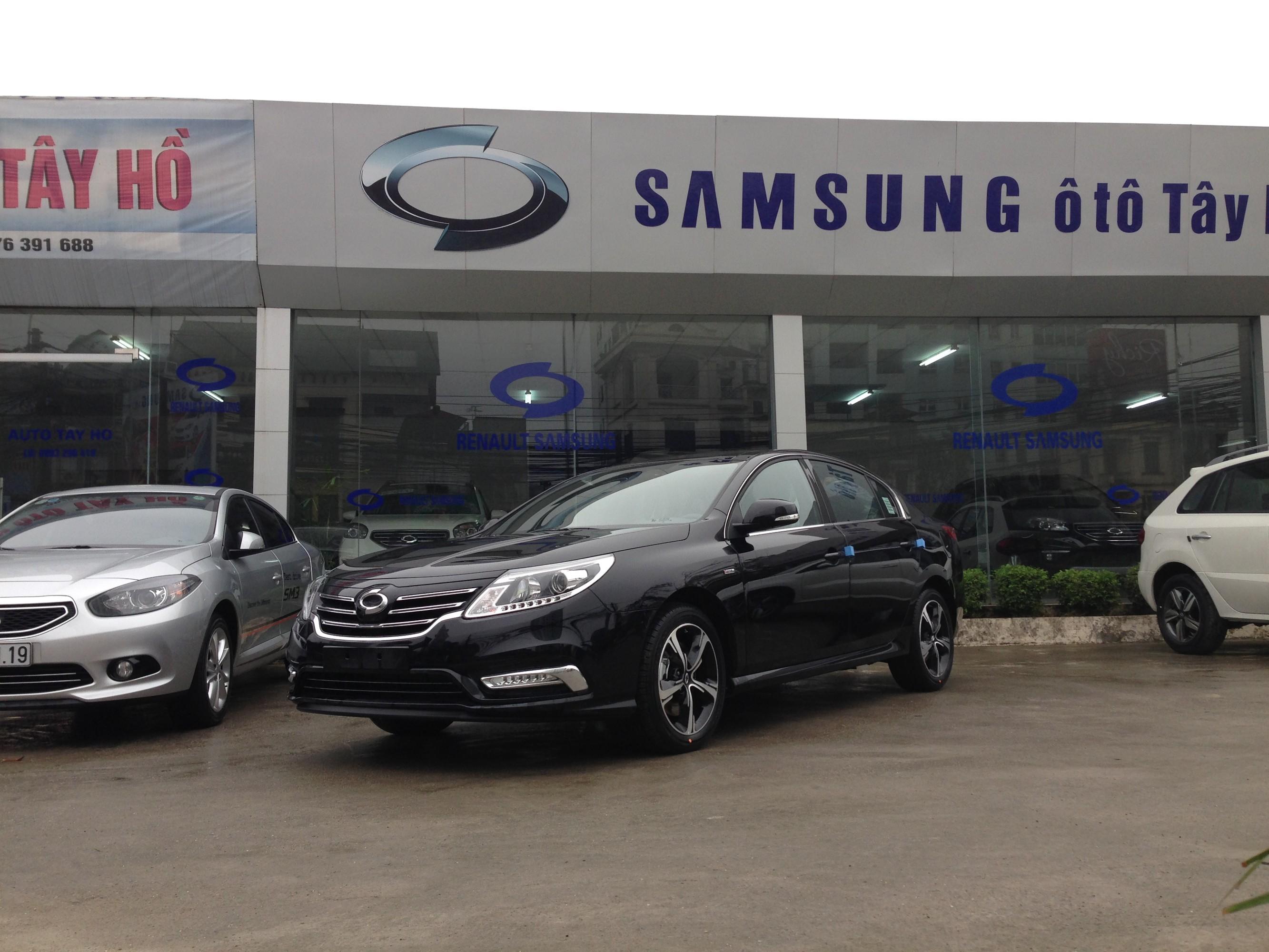 Đại lý Samsung motors việt nam hân hạnh giới thiệu dòng sản phẩm ô tô samsung sm3 sm5 qm5 tại việt nam Ảnh số 37510200