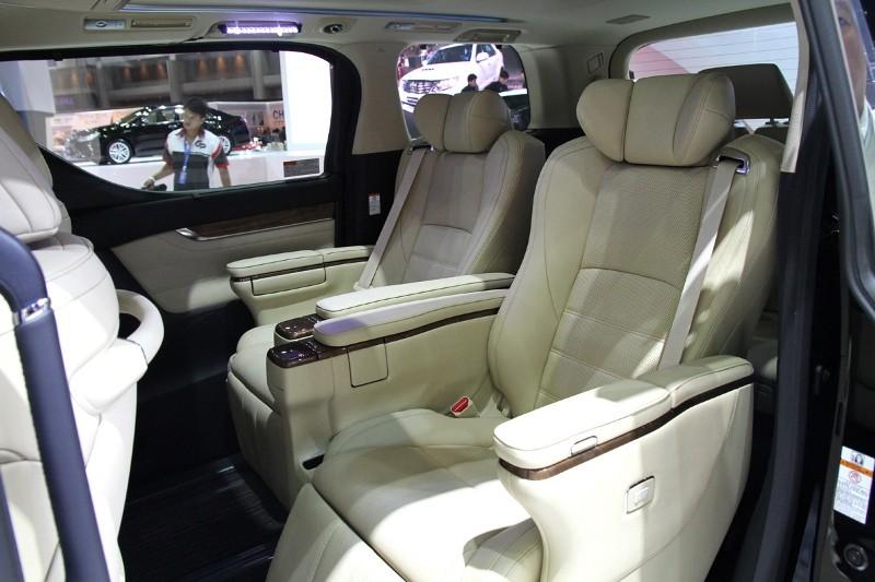 Bán Toyota Alphard Excutive Longe 2016 phom mới, giá tốt nhất Ảnh số 37588464