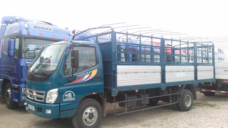 Xe tải Thaco OLLIN 5 tấn, 7 tấn, 8 tấn, 9 tấn 2017 LH: 0987.543.950 Ảnh số 37586386