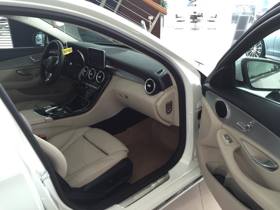 GIÁ TỐT NHẤT : Bán Mercedes C 200 mới nhất, C250 exclusive, C 300 AMG 2017, Đại lý chính hãng hàng đầu Việt Nam Ảnh số 37655523