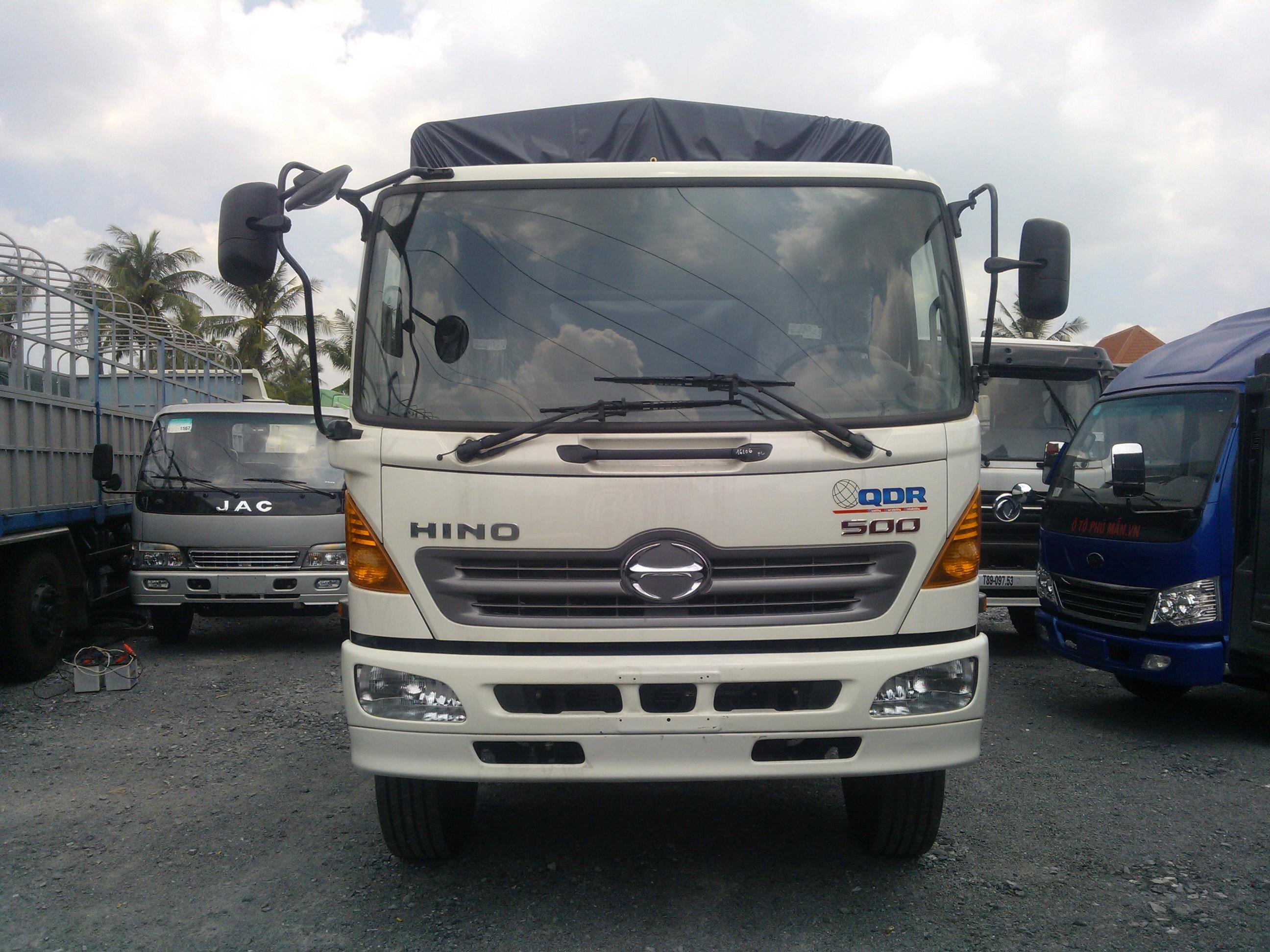 Mua bán xe tải hino 9T4 - Bán xe tải hino 9T4 - Mua xe tải hino 9T4