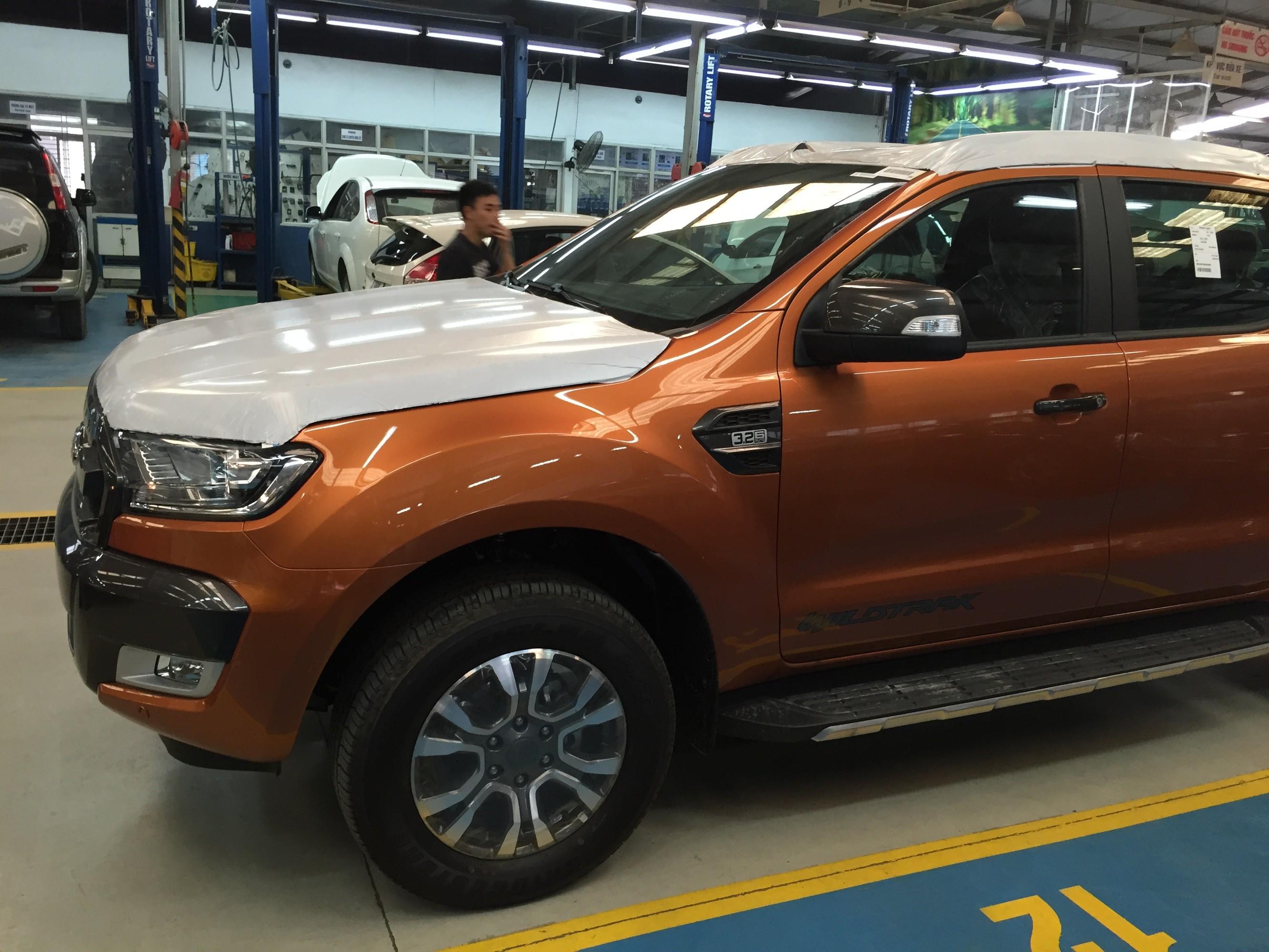 Ford Ranger 2017 giá tốt nhất Hà Nội, Ford Bán Tải, Ford Ranger, Ranger XLS, Ranger Wiltrak 3.2, Ranger XLT, Ranger XL . Ảnh số 37811880