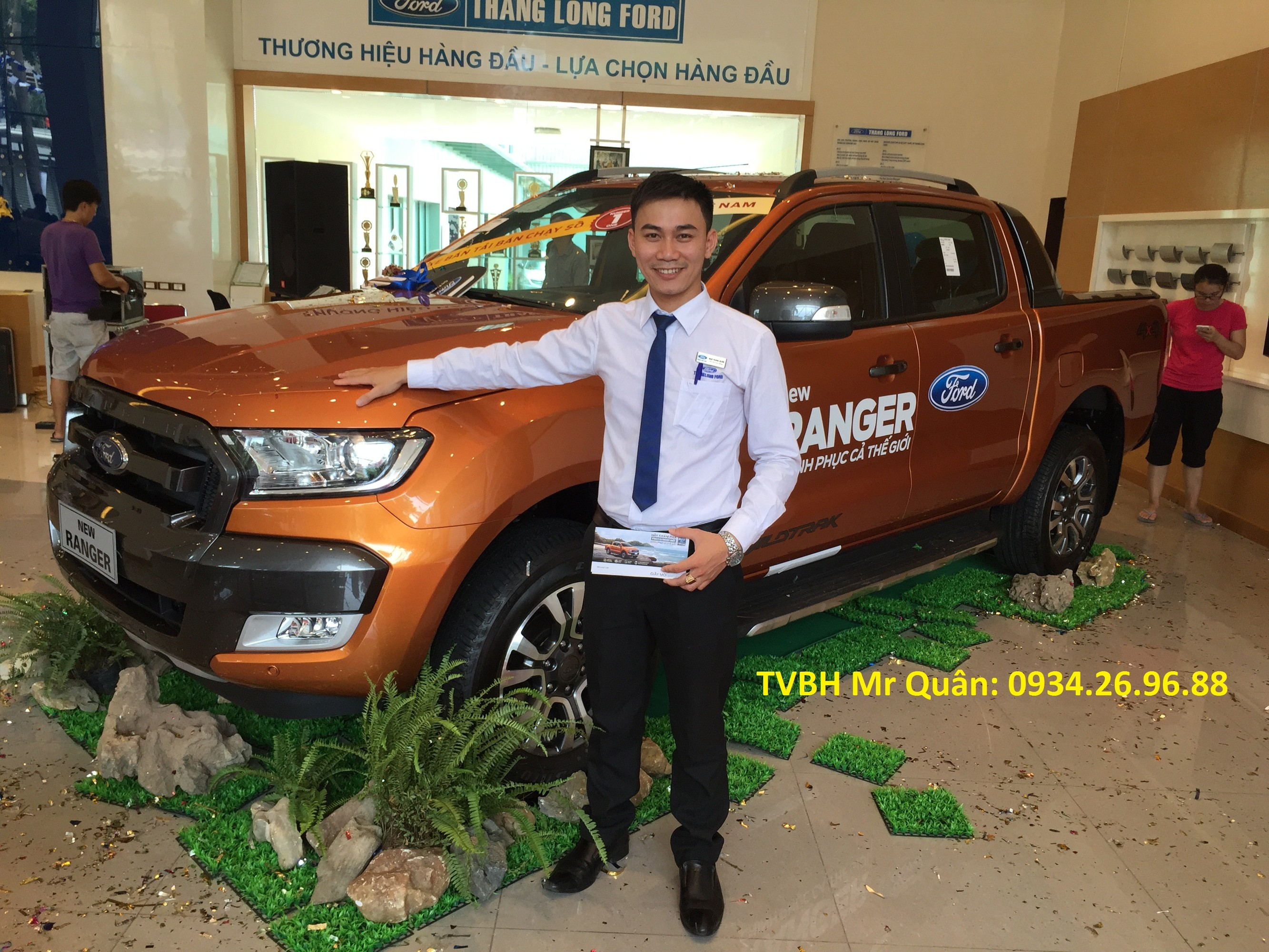 Ford Ranger 2017 giá tốt nhất Hà Nội, Ford Bán Tải, Ford Ranger, Ranger XLS, Ranger Wiltrak 3.2, Ranger XLT, Ranger XL . Ảnh số 37811947