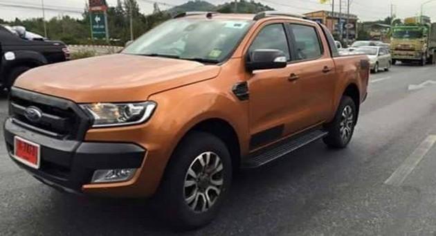 Xe ford ranger màu ghi xám, bạc, vàng cát, trắng đỏ, cam, ford ranger 2017 mới, giá xe ranger nhập, giao ngay các màu Ảnh số 37837148