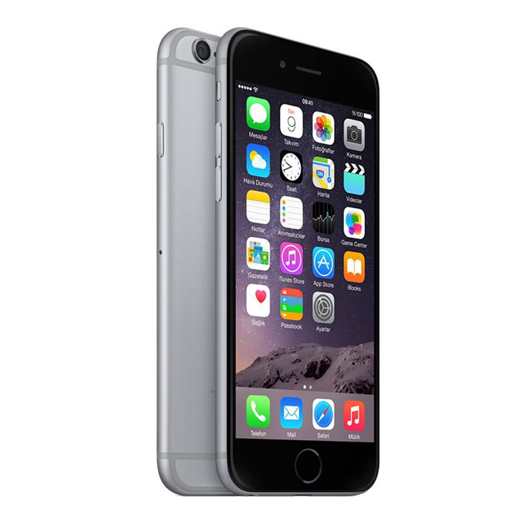 iPhone 6 Plus 64G Space Gray Ảnh số 38368054