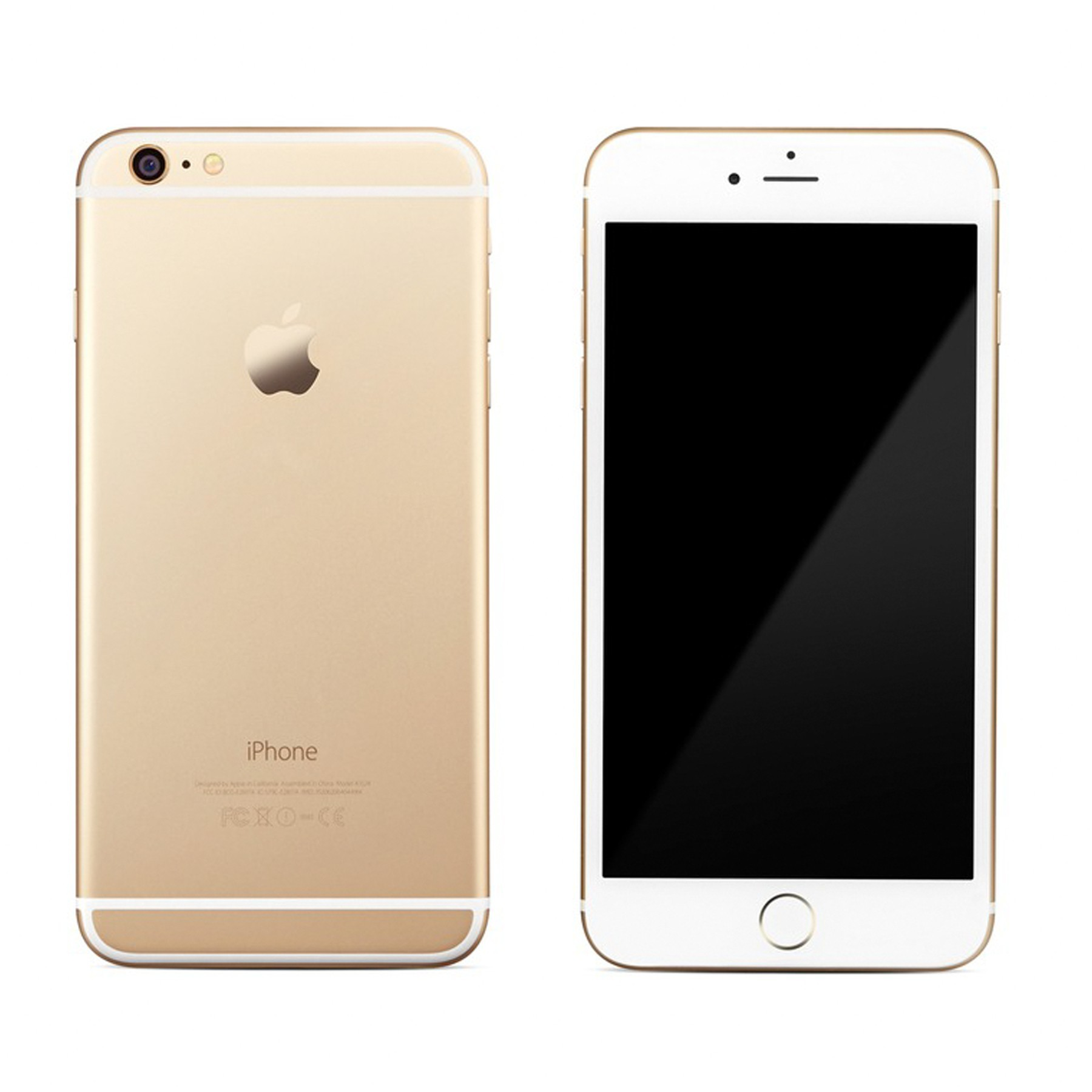 iPhone 6 Plus 128G Gold Ảnh số 38367781