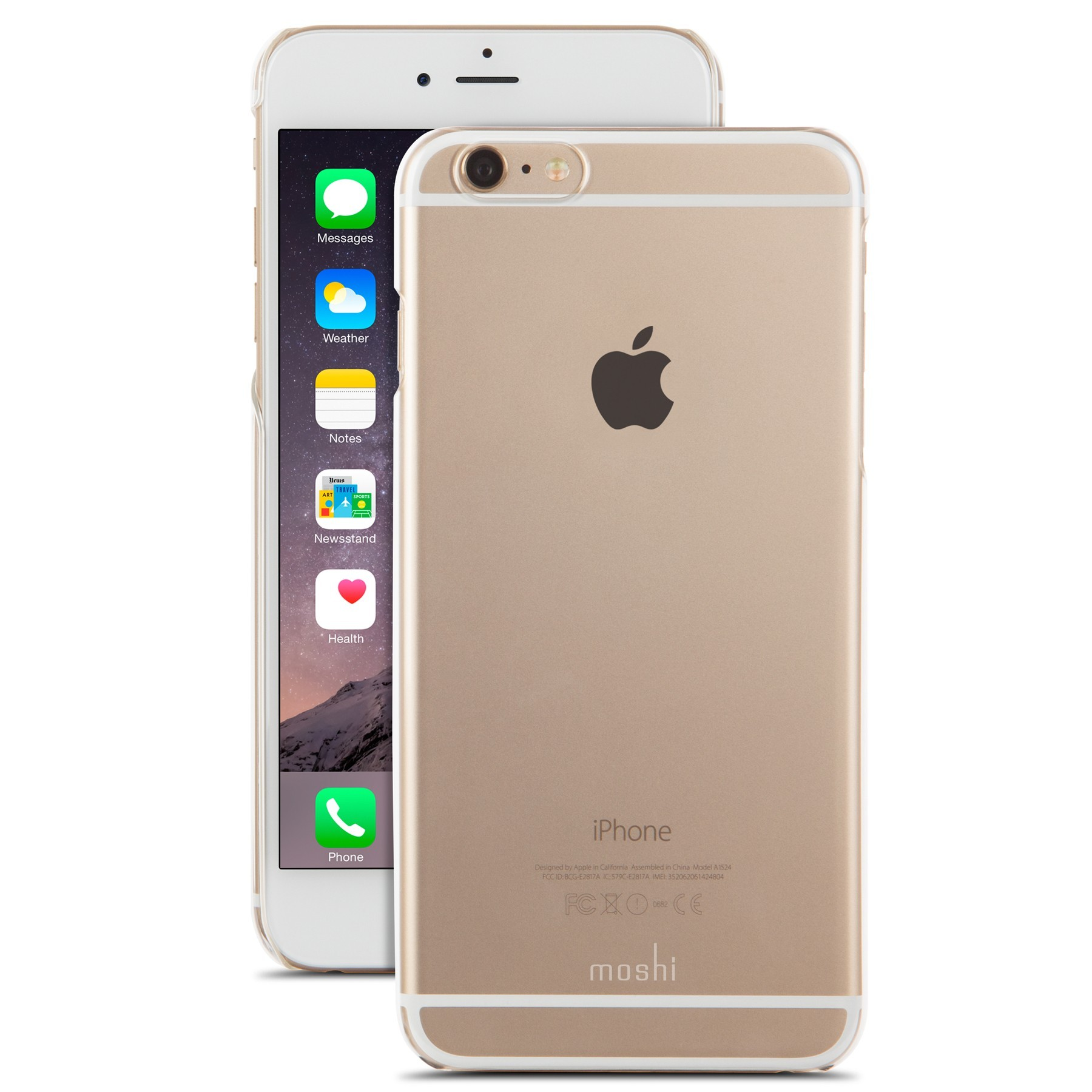 iPhone 6 Plus 128G Gold Ảnh số 38367782