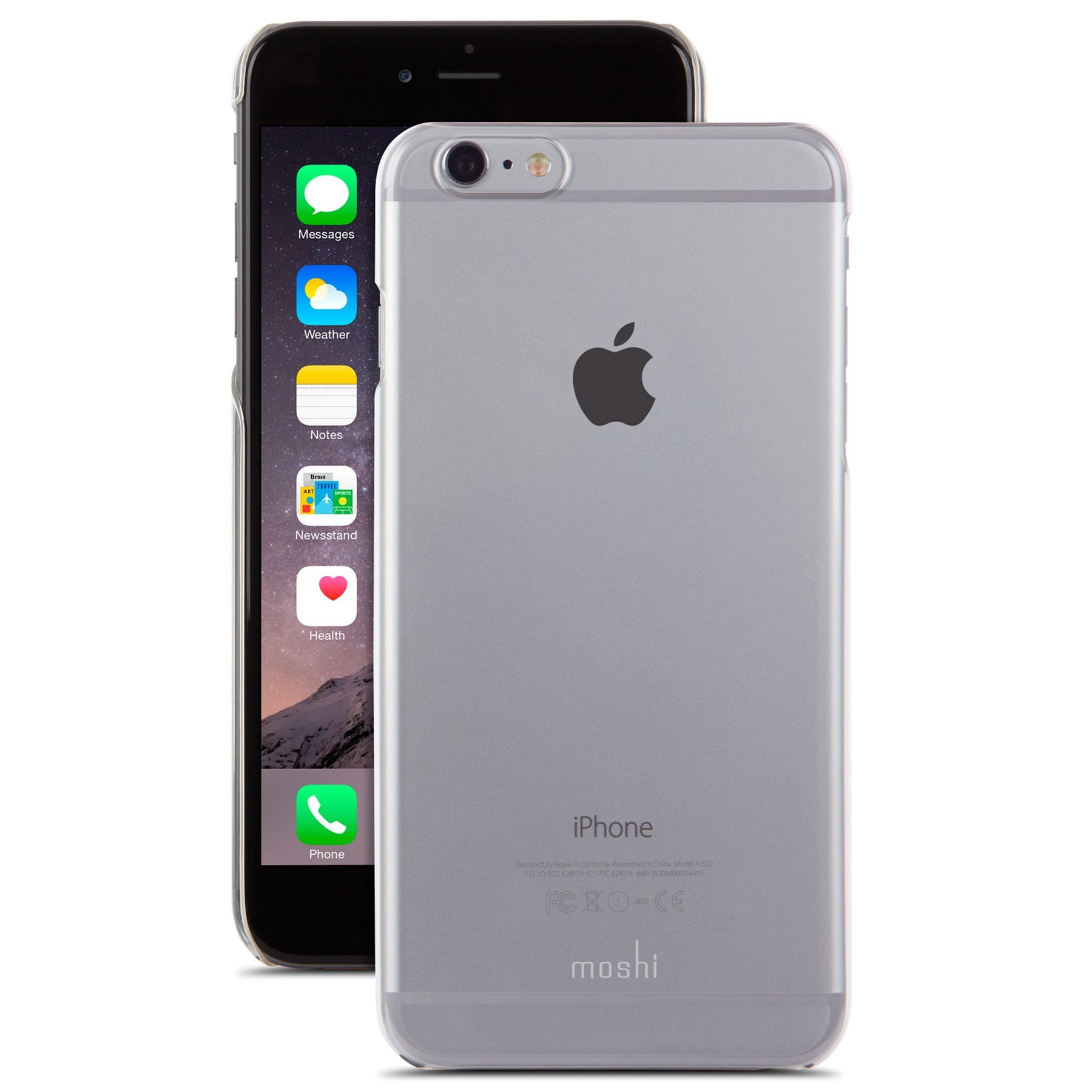 iPhone 6 Plus 64G Space Gray Ảnh số 38368058