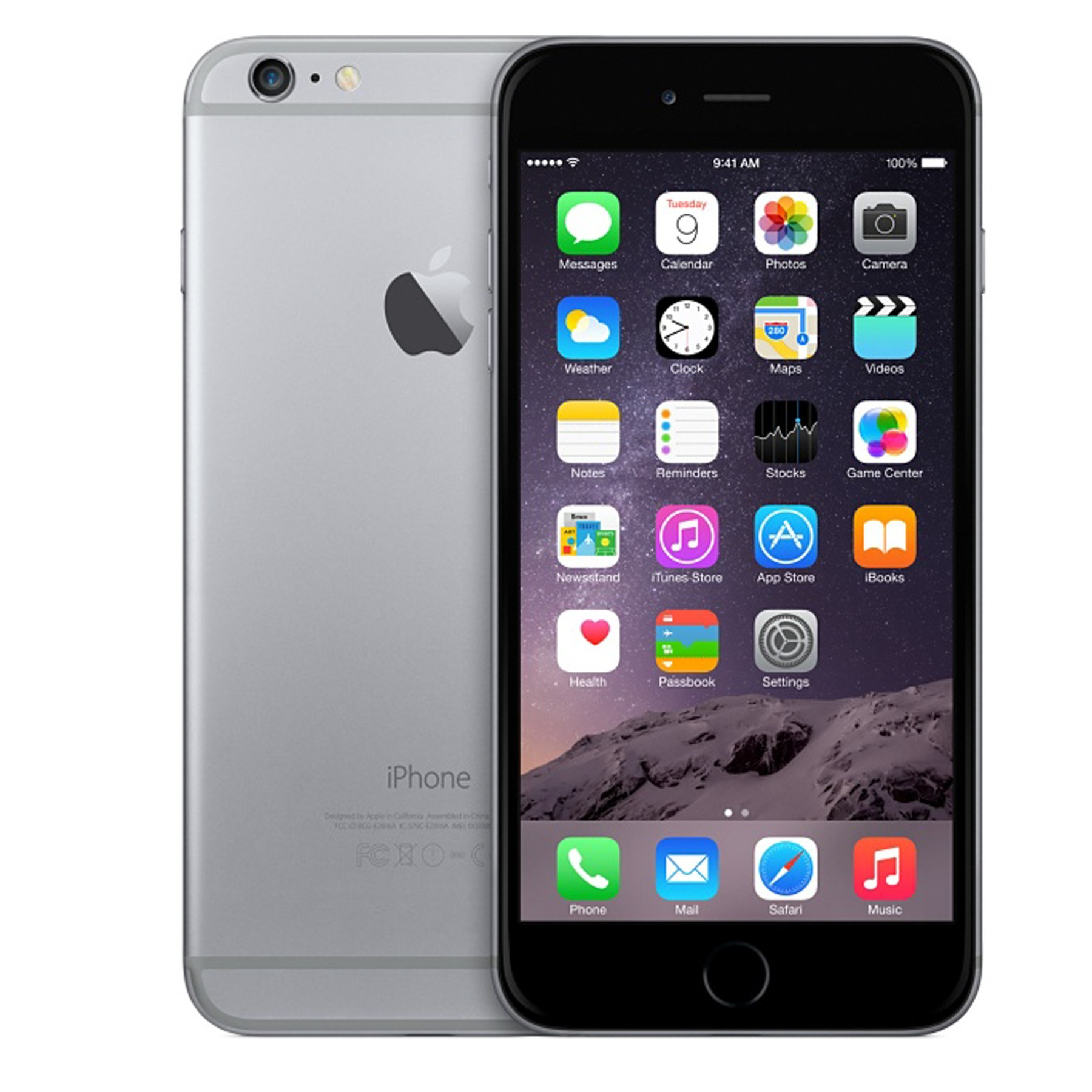 iPhone 6 Plus 64G Space Gray Ảnh số 38368057