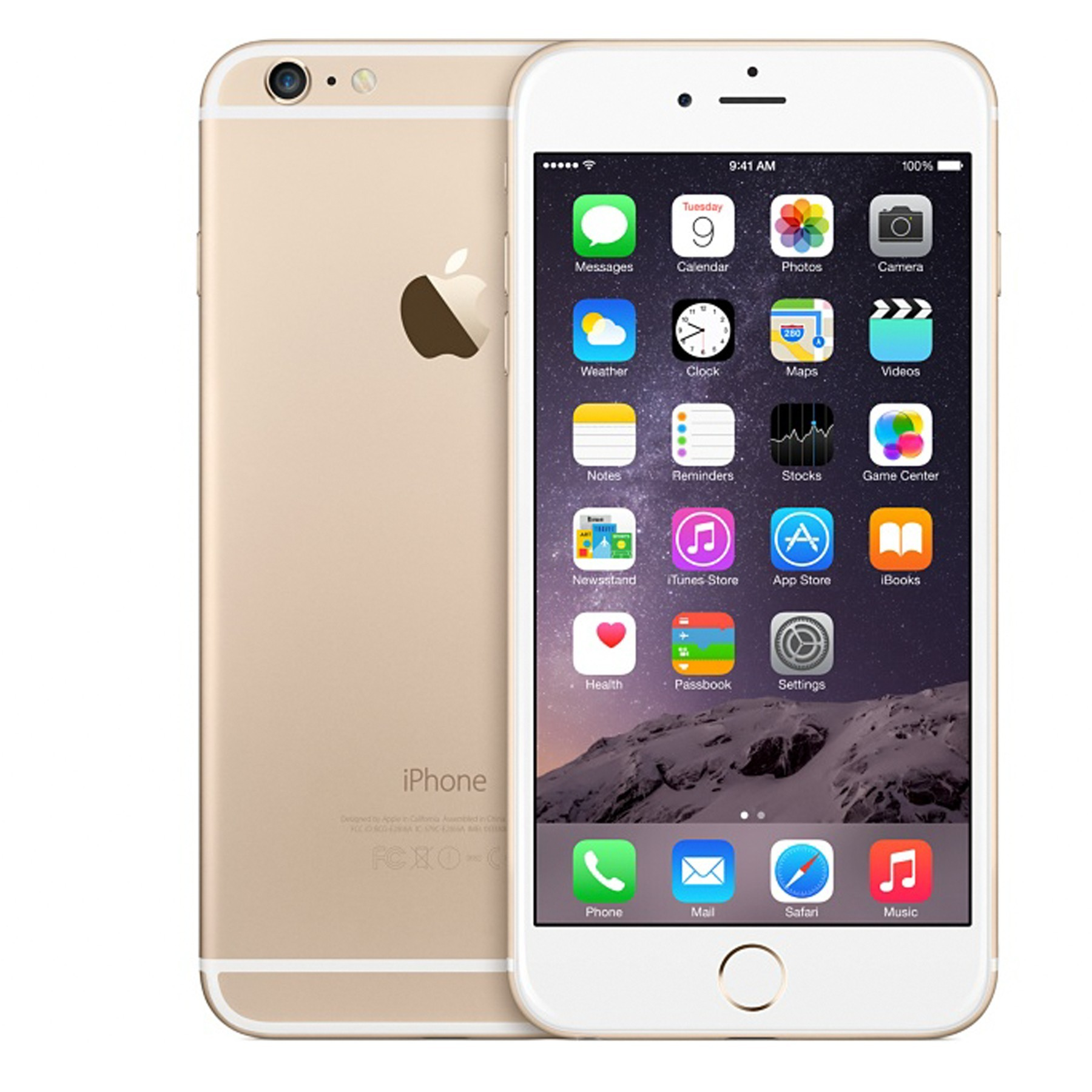 iPhone 6 Plus 128G Gold Ảnh số 38367778