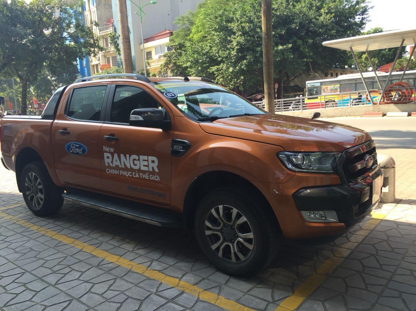 Ford Ranger 2017 giá tốt nhất Hà Nội, Ford Bán Tải, Ford Ranger, Ranger XLS, Ranger Wiltrak 3.2, Ranger XLT, Ranger XL . Ảnh số 38446544