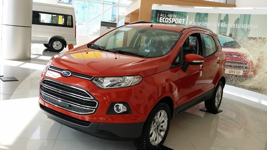 Ford Ecosport 2017 giá tốt nhất, khuyến mãi lớn Ảnh số 38493544
