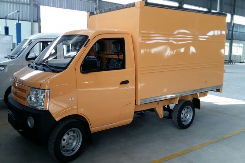 Cần bán xe tải Dongben 870Kg thùng lửng, mui bạt, mui kín trả góp giao xe ngay giá rẻ nhất Sài Gòn Ảnh số 38601786