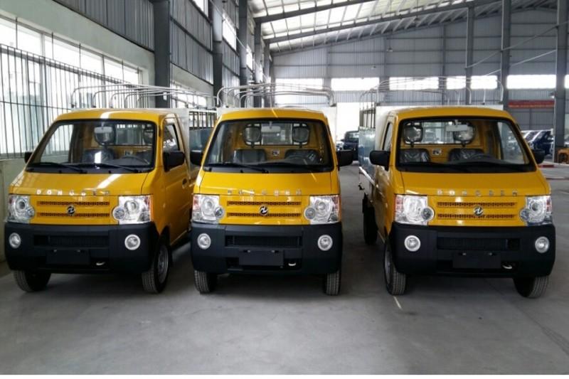 Cần bán xe tải Dongben 870Kg thùng lửng, mui bạt, mui kín trả góp giao xe ngay giá rẻ nhất Sài Gòn Ảnh số 38601789