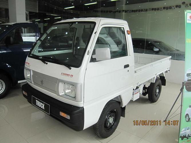 Bán xe tải suzuki 5 tạ giá tốt,xe giao ngay Ảnh số 38688592