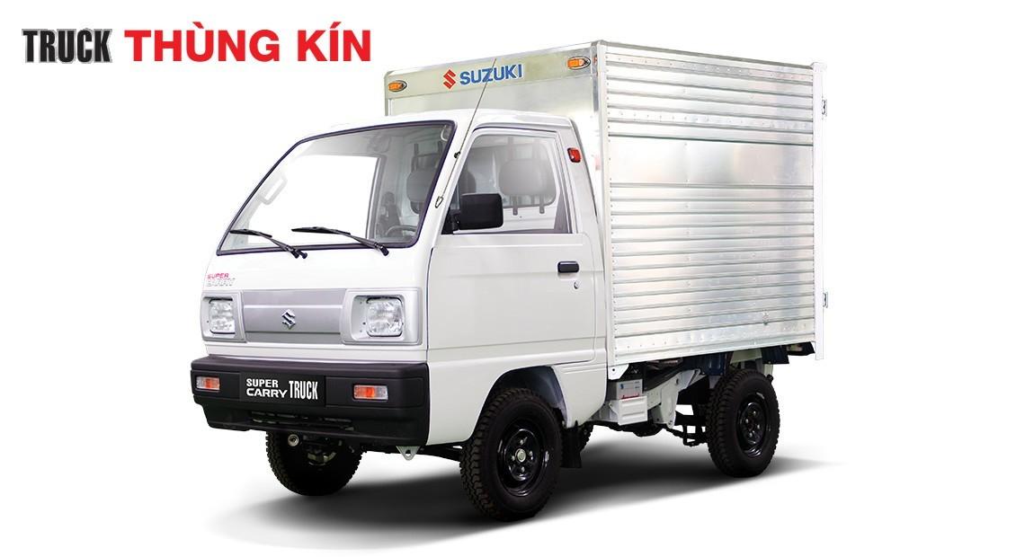 Bán xe tải suzuki 5 tạ giá tốt,xe giao ngay Ảnh số 38688595