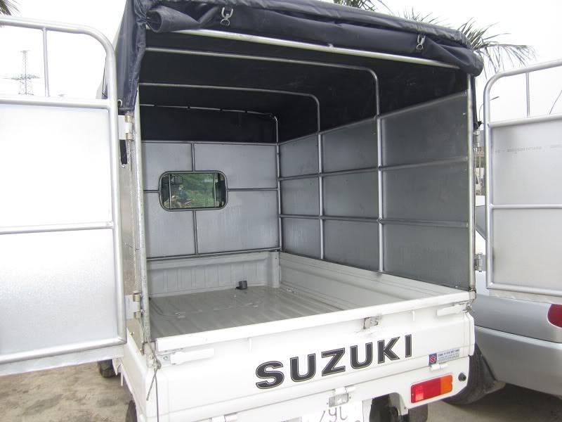 Bán xe tải suzuki 5 tạ giá tốt,xe giao ngay Ảnh số 38688596