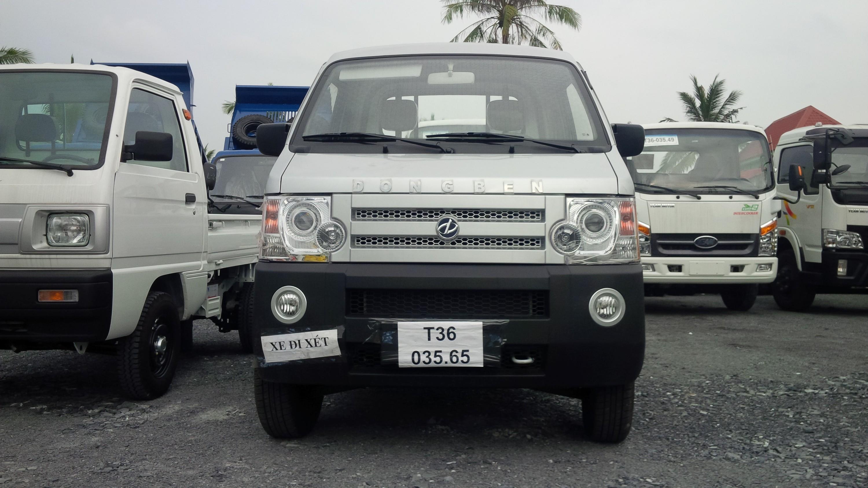 Xe dongben 870kg thùng lửng - Cần bán xe tải dongben 870kg thùng lửng đời 2016