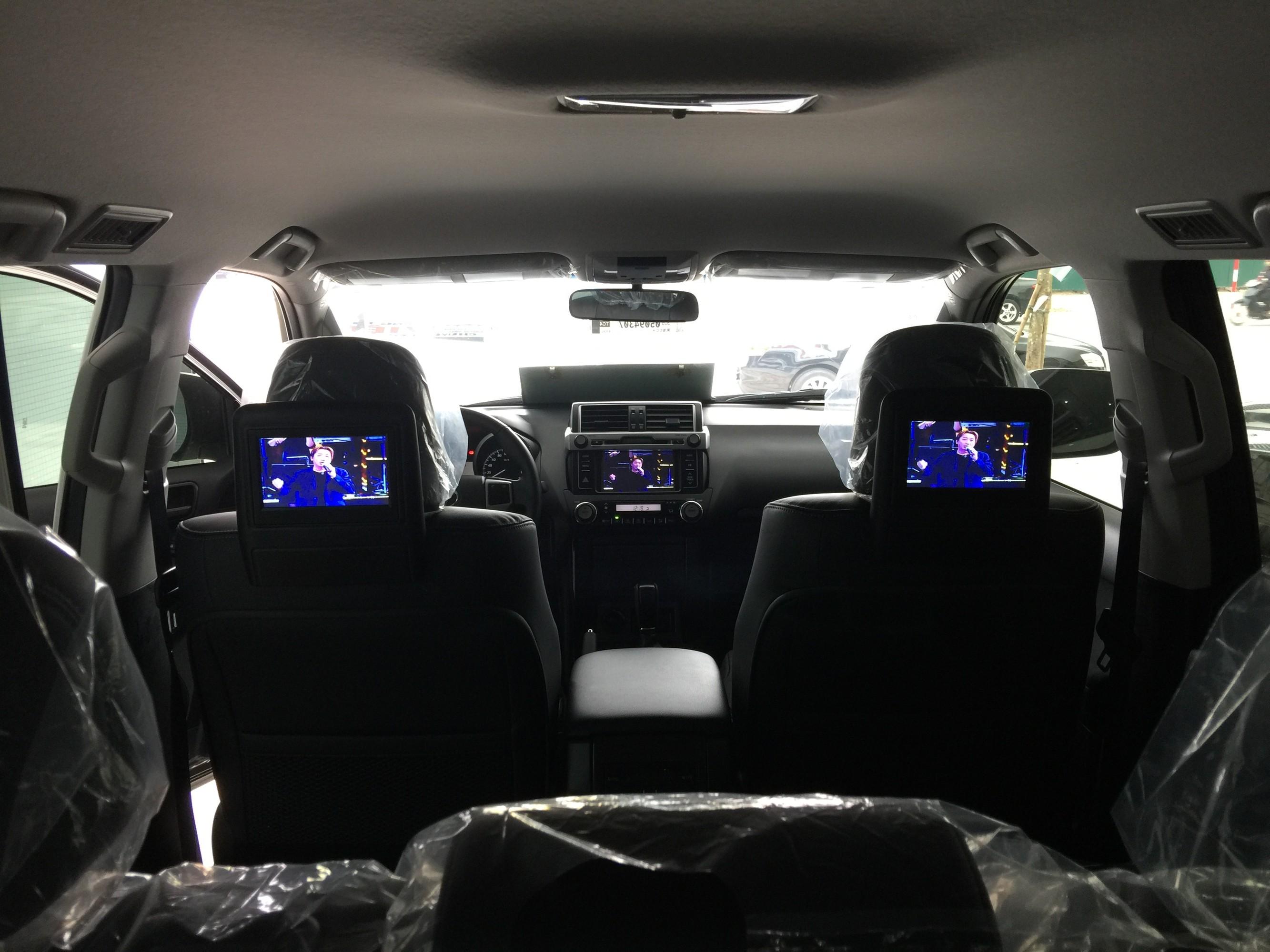 Toyota Landcuiser 2016: Máy xăng 4.0, 4.6, 5.7 VXR, Máy dầu 4.5 GX R Nhập khẩu mới 100% Xe giao ngay Ảnh số 38760121