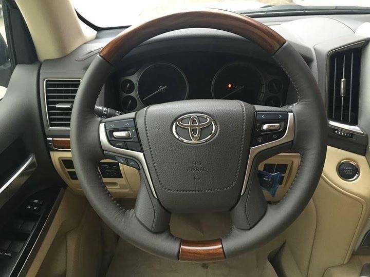 Toyota Landcuiser 2016: Máy xăng 4.0, 4.6, 5.7 VXR, Máy dầu 4.5 GX R Nhập khẩu mới 100% Xe giao ngay Ảnh số 38760186