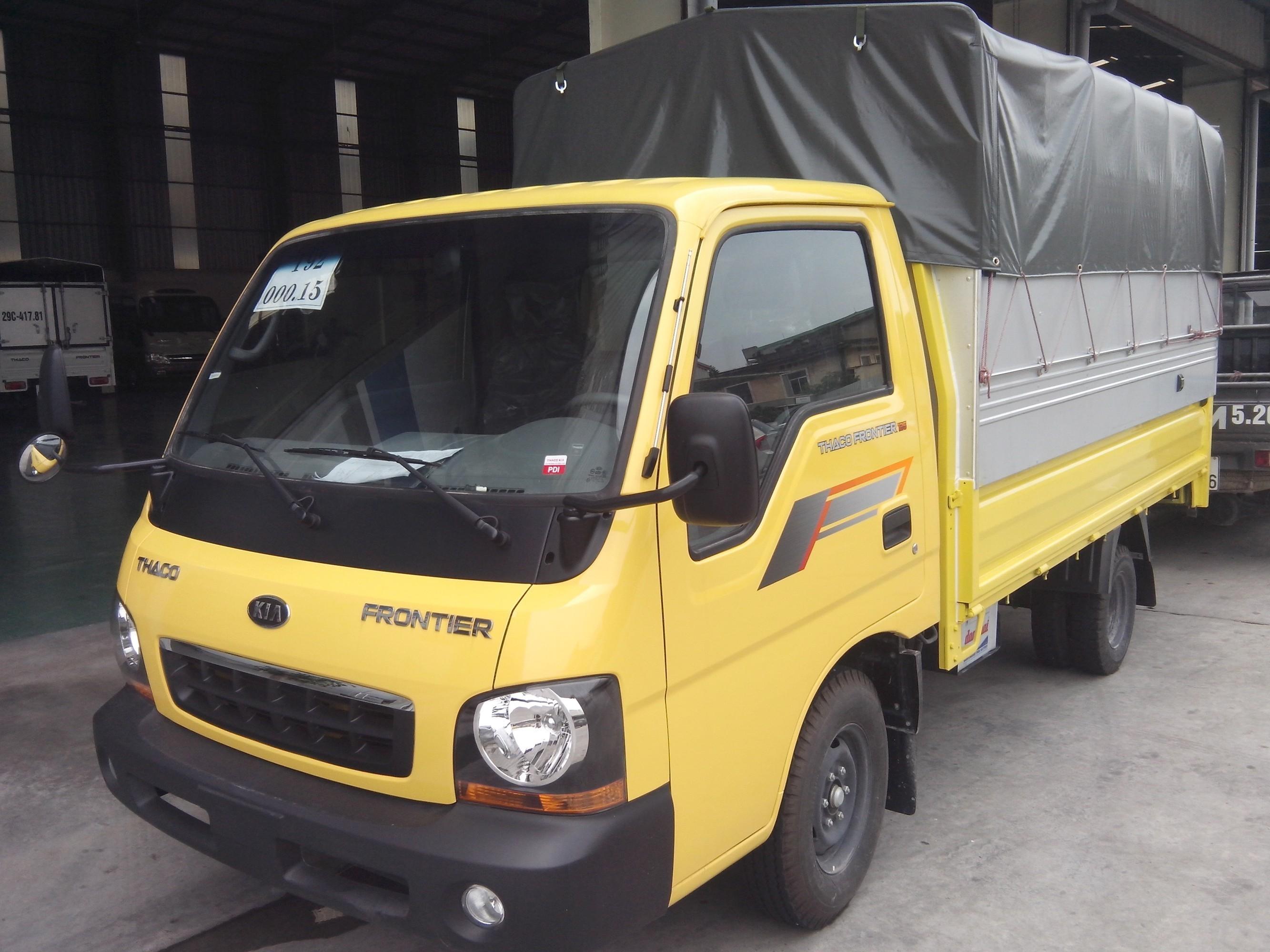 THACO cung cấp các dòng xe tải chất lượng cao KIA, HYUNDAI, THACO OLLIN, THACO TOWNER tải trọng từ 615 kg đến 9.5 tấn Ảnh số 38814492