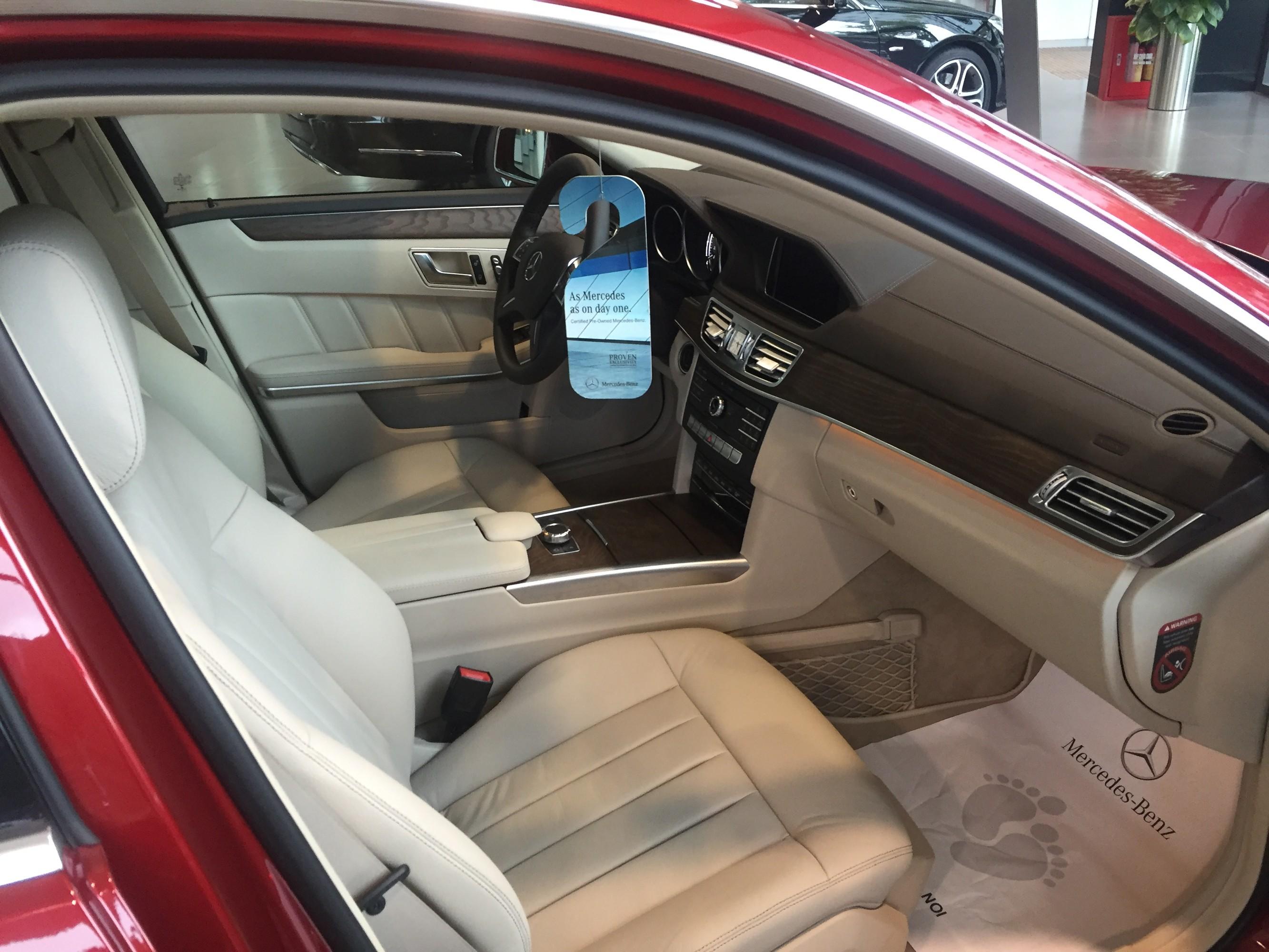 Bán Mercedes E200 2015 chính chủ giá cực tốt Ảnh số 38925577