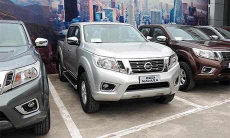 Nissan Long Biên giá tốt nhất Miền Bắc Navara EL Ảnh số 38946468