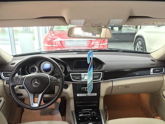 Bán Mercedes E250 2014 màu xanh chính chủ giá cực tốt Ảnh số 39247996