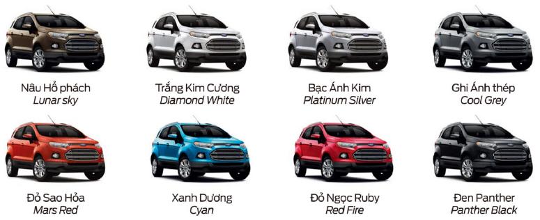 Ford ecosport 2017 giá mới sau 1/7 Ảnh số 39266453