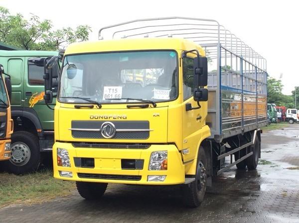 Bán xe Dongfeng B170/ 9 tấn 6/ 9.6 tấn thùng bạt Inox mới 2016 giá rẻ Ảnh số 39269775