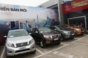 Nissan np300 navara el 2wd at,7 cấp, giá cạnh tranh Ảnh số 39282143