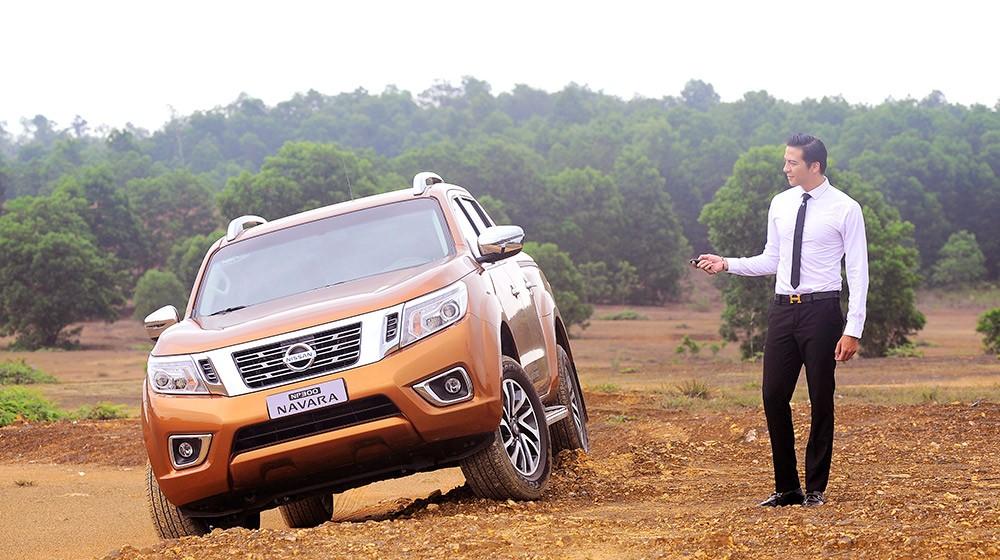 Nissan NP300 Navara VL, giá hợp lý, giao xe ngay Ảnh số 39286976