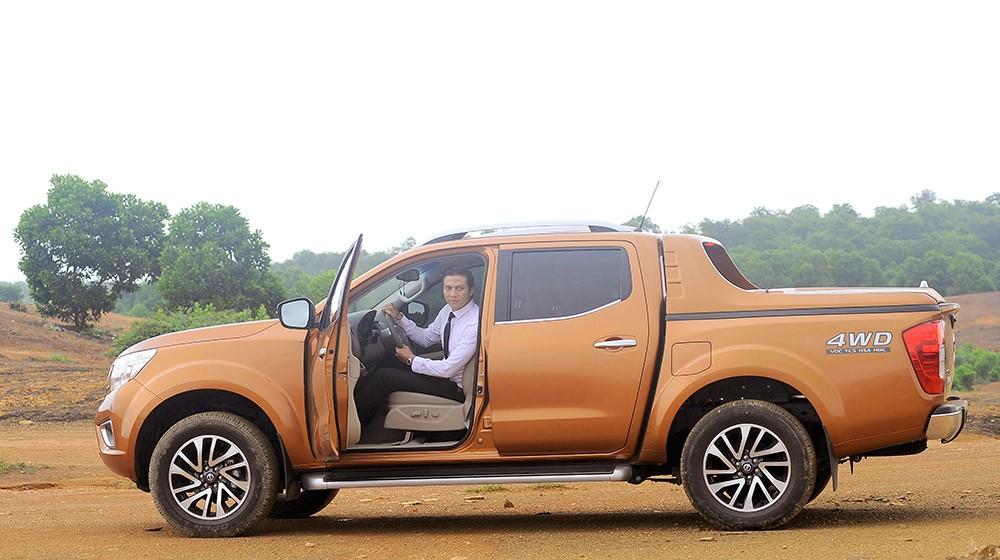 Nissan NP300 Navara VL, giá hợp lý, giao xe ngay Ảnh số 39286977