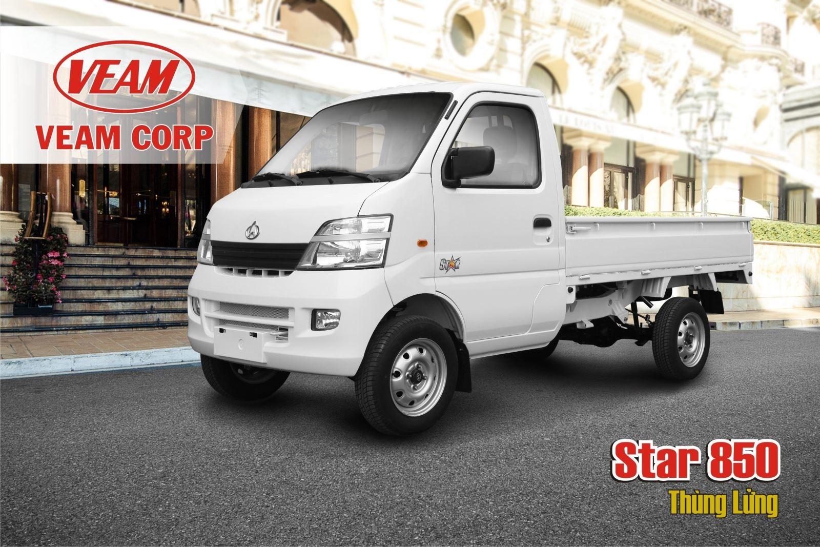 Cần bán xe tải veam tải nhỏ 820kg thùng kín - Bán xe tải veam star 820kg thùng kín đời 2016 giá rẻ