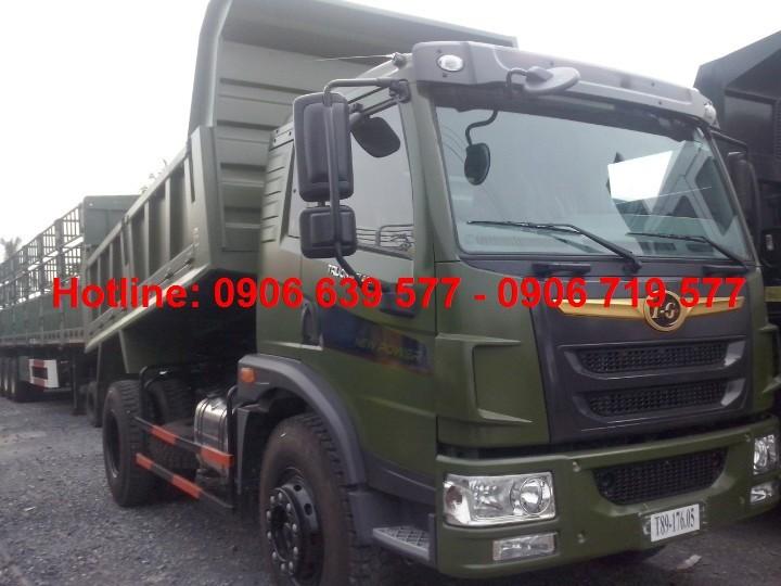 Mua xe ben Dongfeng Trường Giang 9.2 tấn/9T2/9.2T 1 cầu