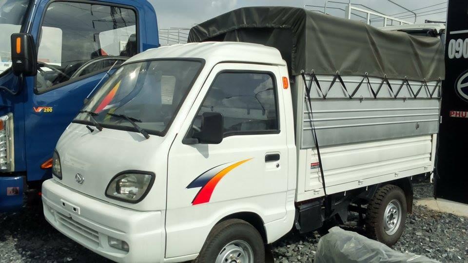 Cần bán xe tải Cửu Long 1 tấn 25/ 1T25/ 1.25 tấn thùng bạt trả góp, giao ngay trên toàn quốc Ảnh số 39454493
