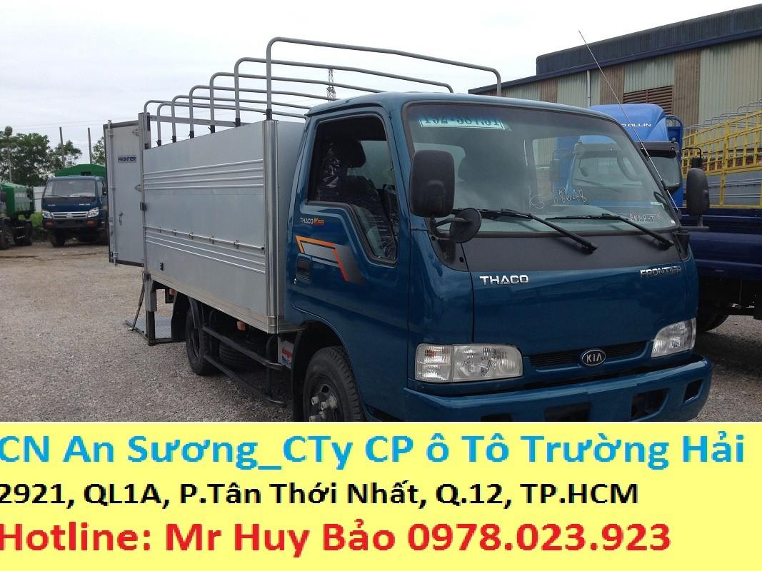 Chuyên bán xe tải kia k165s giao xe ngay trọng tải 2400kg, 2 tấn 4 đời 2017, hỗ trợ ngân hàng thủ tuc nhanh gọn Ảnh số 39598767