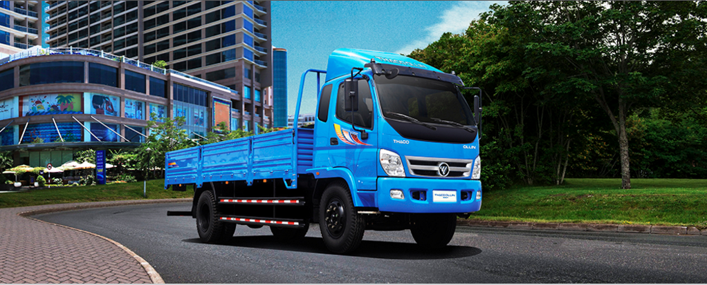 Giá mua bán xe tải Ollin 500B 5 tấn , Ollin 700B 7 tấn chính hãng 2017 Ảnh số 39645627