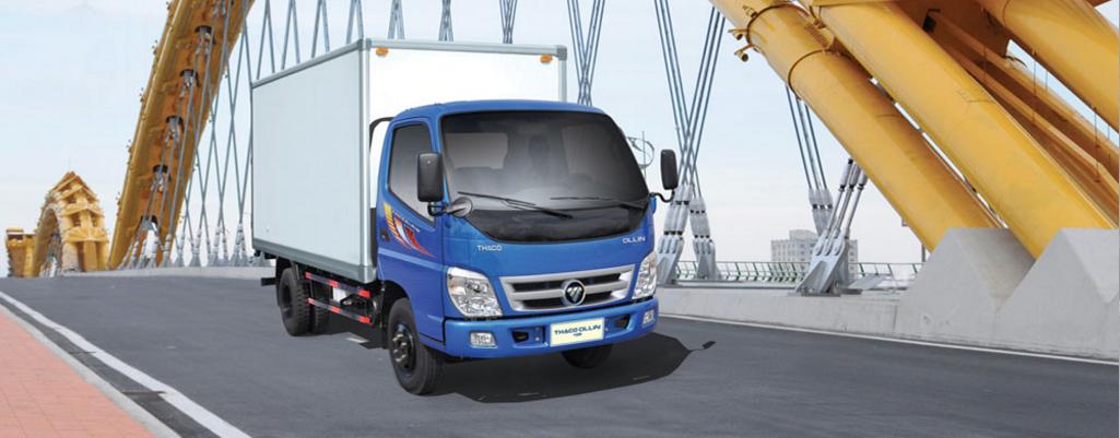 Giá mua bán xe tải Ollin 500B 5 tấn , Ollin 700B 7 tấn chính hãng 2017 Ảnh số 39646697