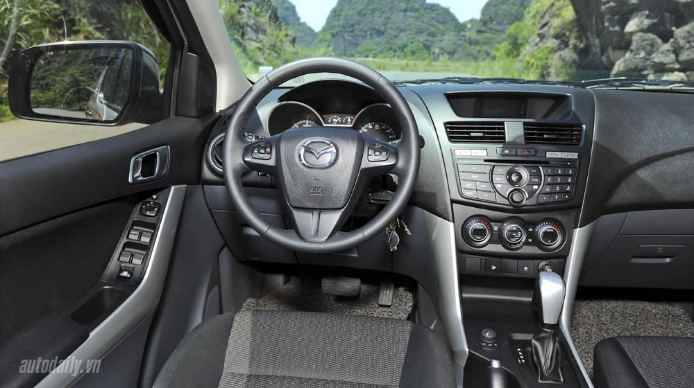 Mazda BT 50 giá tốt nhất thị trường,khuyến mãi nhiều phụ kiện đi kèm Ảnh số 39731957