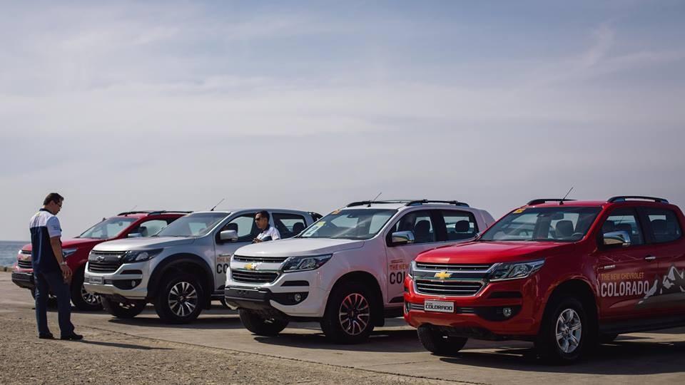 BÁN XE Chevrolet Colorado 2017 hoàn toàn mới, xe nhập khẩu, giá tốt nhất, giao xe ngay Ảnh số 39787251