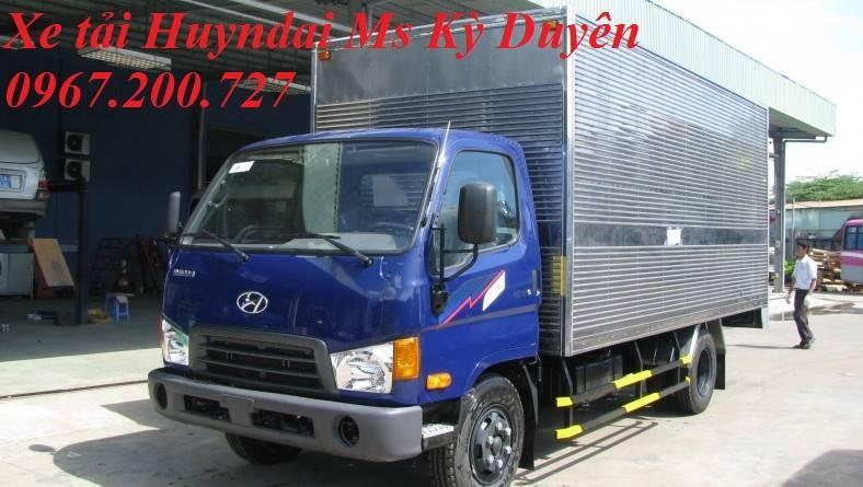 Xe tải giá rẻ 6.5 tấn, xe tải hyundai chính hãng giá rẻ Liên hệ 0967.200.727