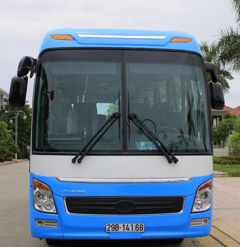 Bán xe haeco universe mini 39 chỗ máy điện bầu hơi cóp thông giá nét Ảnh số 39927905