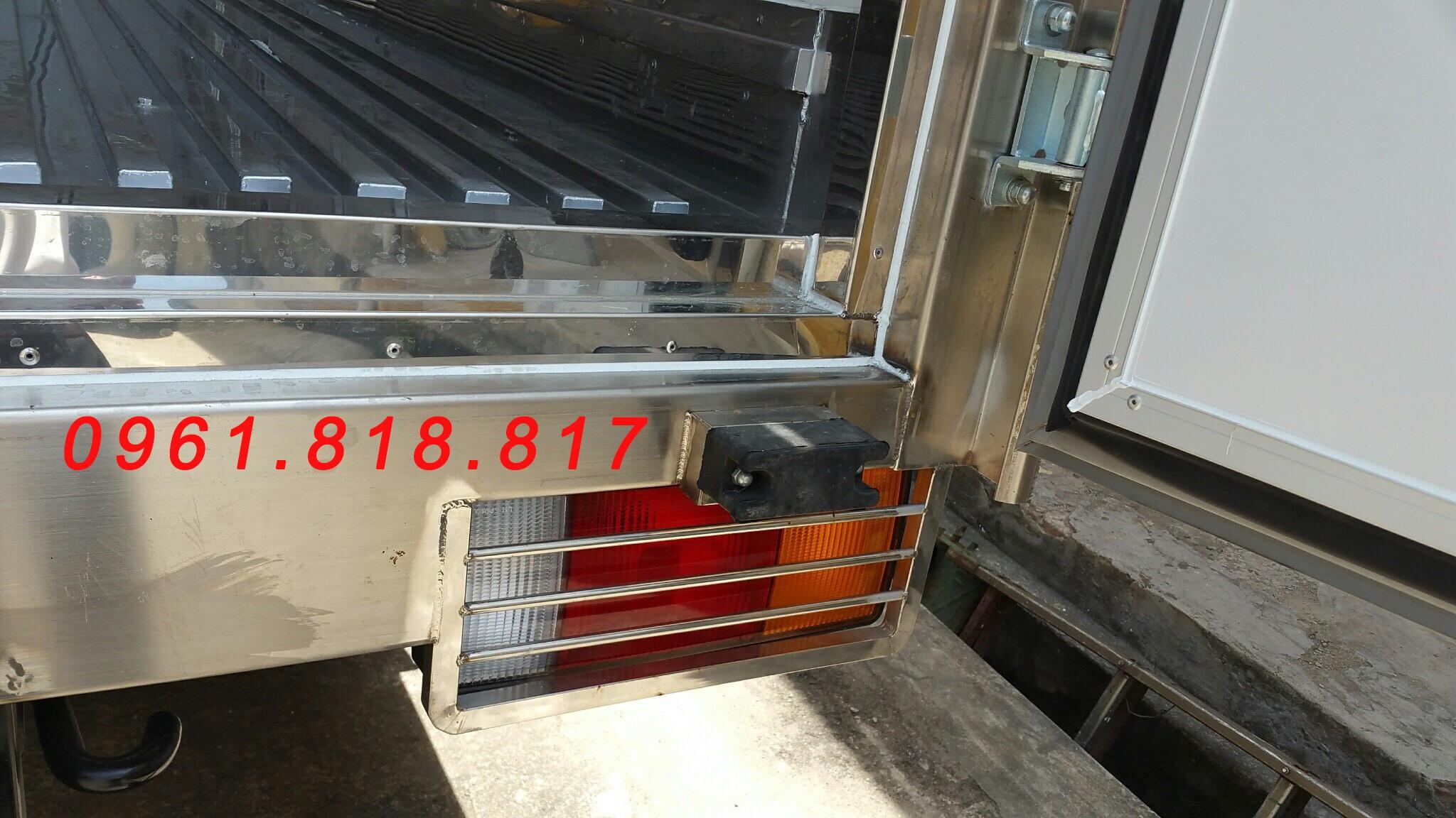 Xe tải Đồng Vàng 7 tấn HD700 lắp ráp 3 cục Hyundai Hàn Quốc đóng thùng ĐÔNG LẠNH Ảnh số 39961351