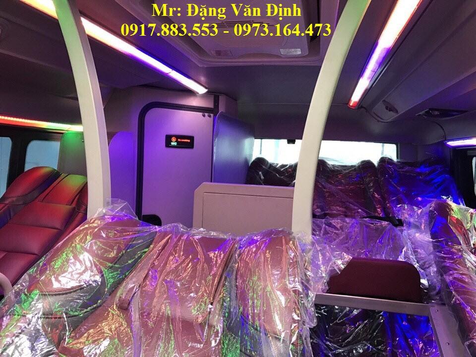Bán xe giường nằm 2 tầng cao cấp máy hino 380 lắp ráp tại ôtô huế Ảnh số 40255929