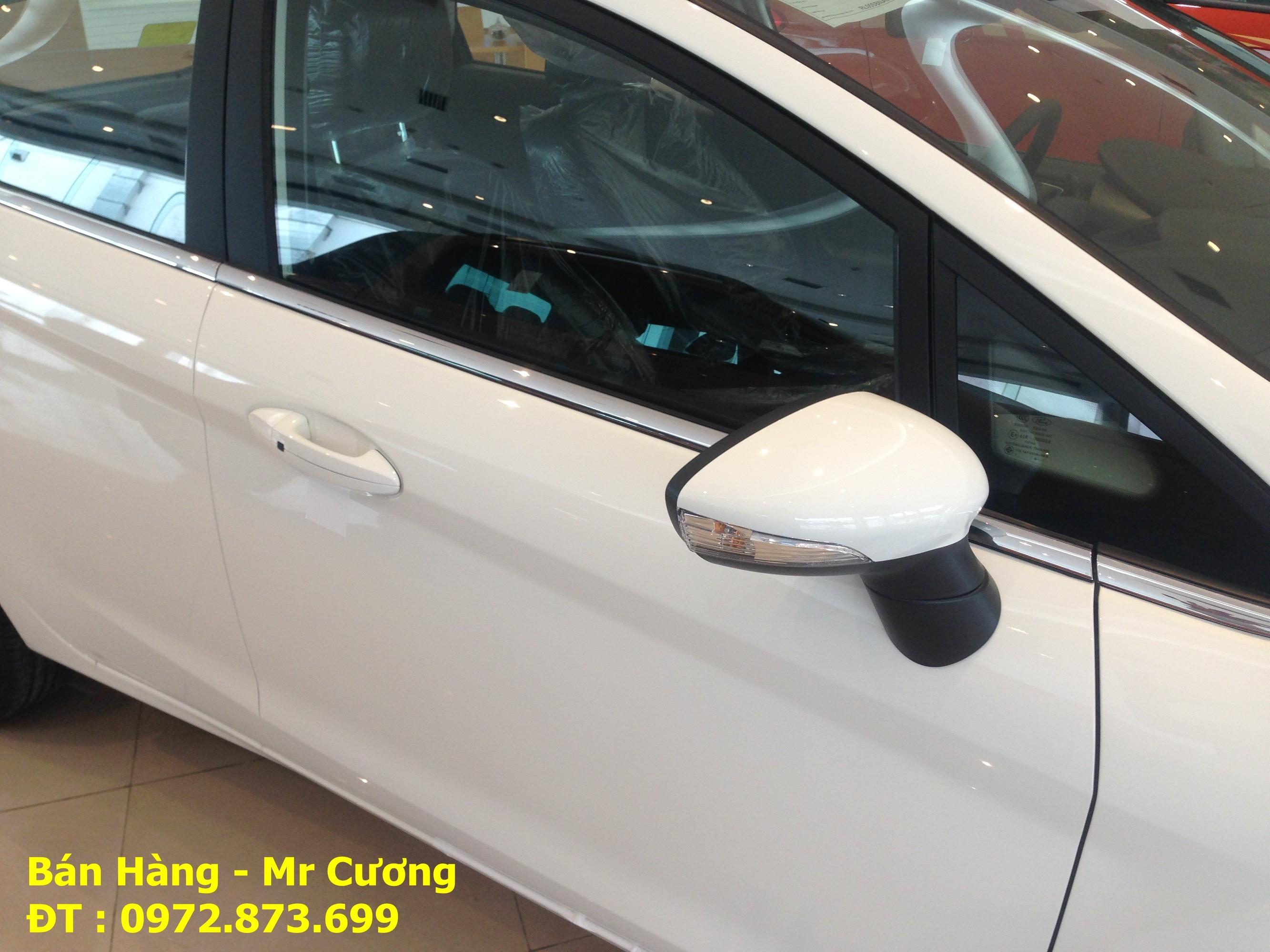 Ford fiesta 1.0 ecoboost màu trắng giá tốt giao xe ngay Ảnh số 40388699