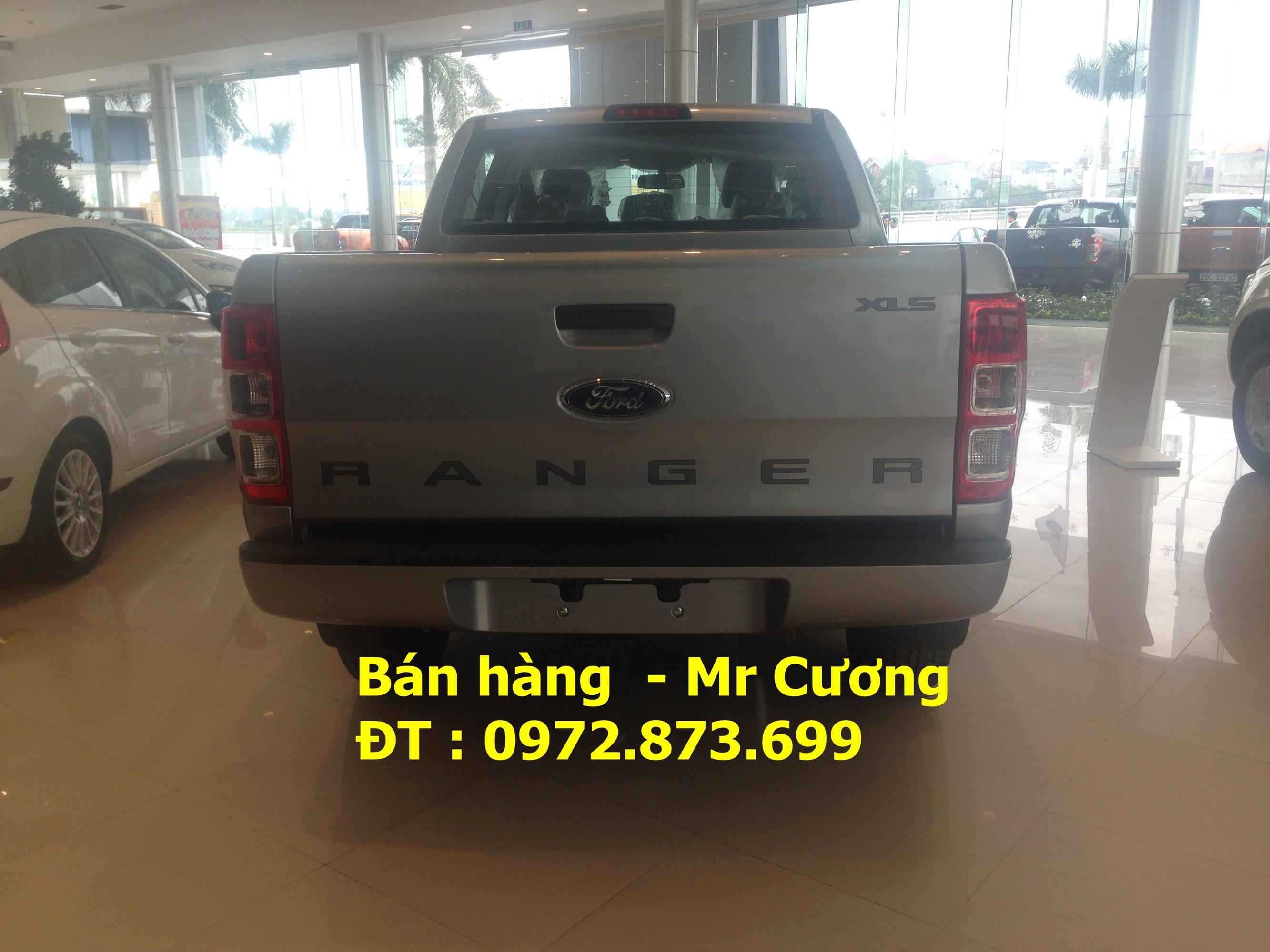 Bán xe ford ranger xls at bạc khuyến mại lớn sẵn xe giao ngay tại ford long biên Ảnh số 40388771