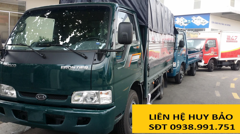 Chuyên bán xe tải kia k165s giao xe ngay trọng tải 2400kg, 2 tấn 4 đời 2017, hỗ trợ ngân hàng thủ tuc nhanh gọn Ảnh số 40412301